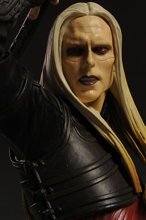 Hellboy, Prince Nuada mini-busts by Gentle Giant