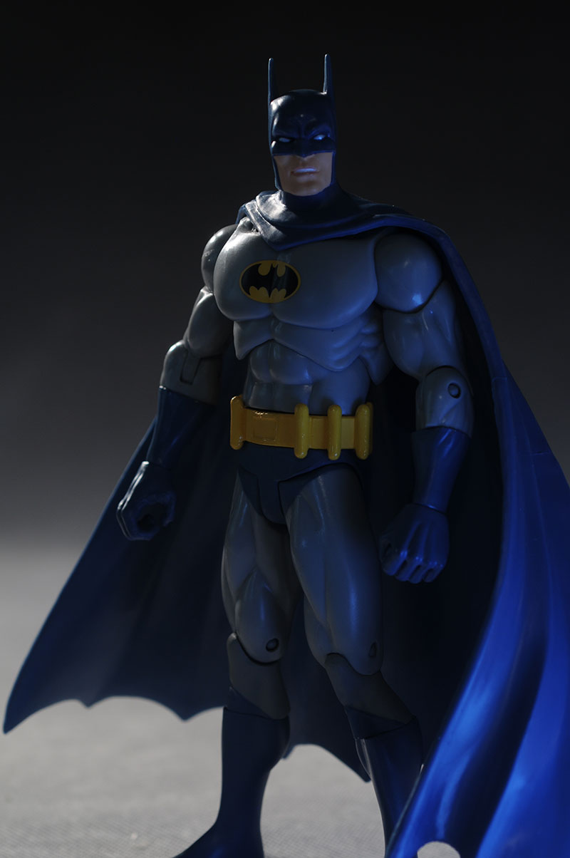 History of the DC Universe Batman action figure by DC Direct