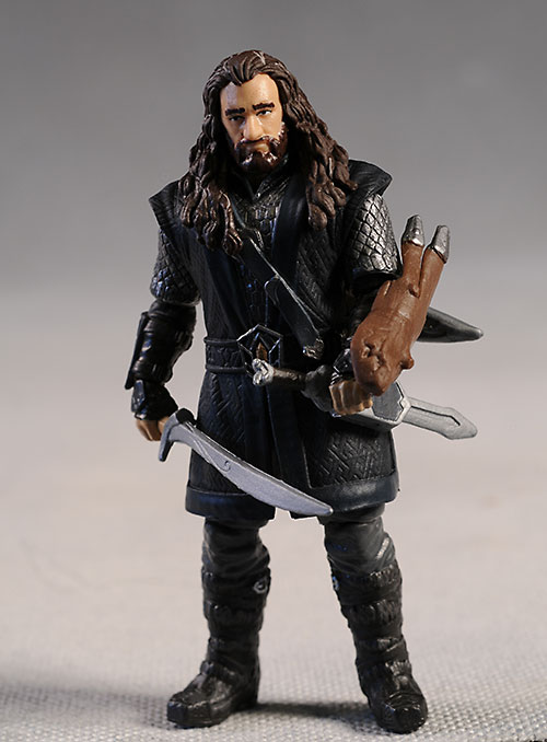 Hobbit action figures by Bridge Direct