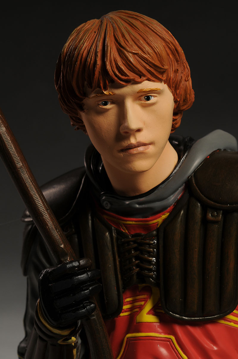 Harry Potter Ron Weasley mini-bust by Gentle Giant