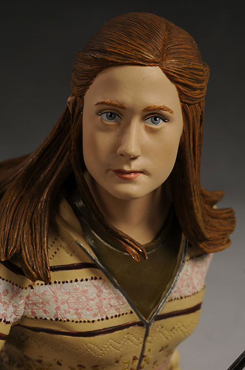 Harry Potter Ginny Weasley mini-bust by Gentle Giant