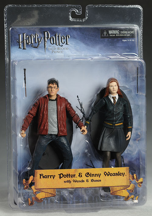 Harry Potter Half Blood Prince action figures by NECA
