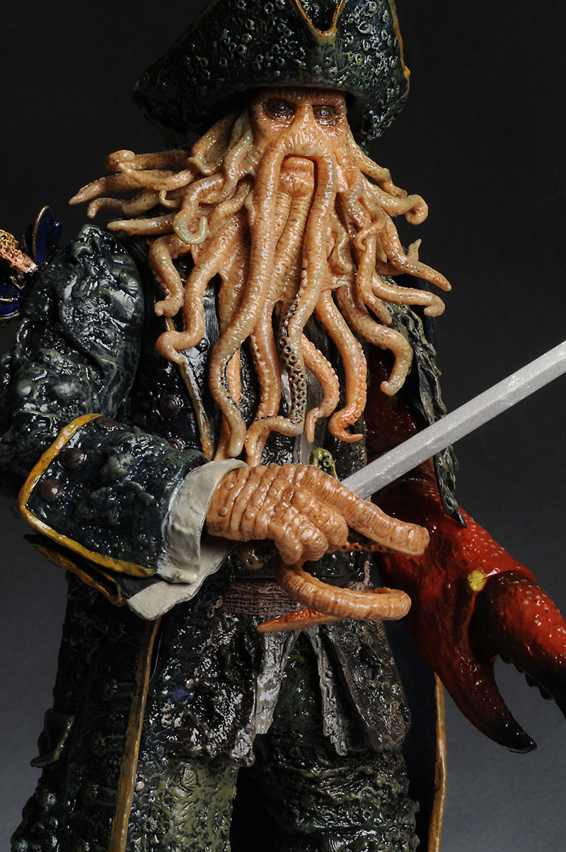 Davy Jones Hot Toys action figure