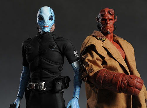 Abe Sapien Hellboy II sixth scale figure by Hot Toys