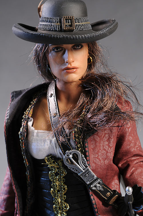 Pirates of the Caribbean Angelica action figure by Hot Toys