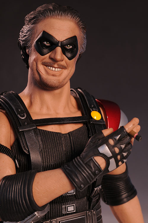 Watchmen Comedian sixth scale action figure by Hot Toys