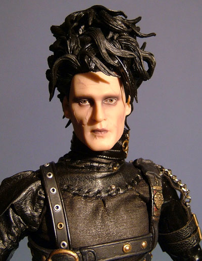 Hot Toys Edward Scissorhands action figure