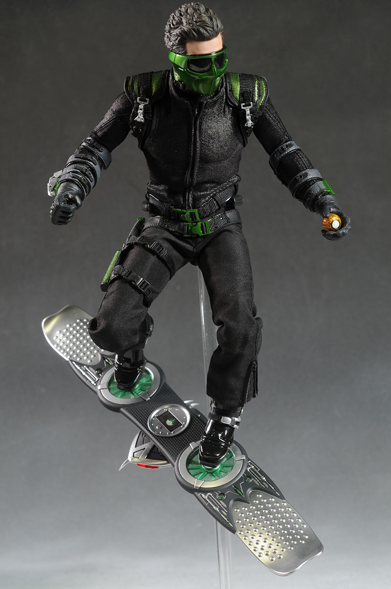 Green Goblin sixth scale action figure by Hot Toys