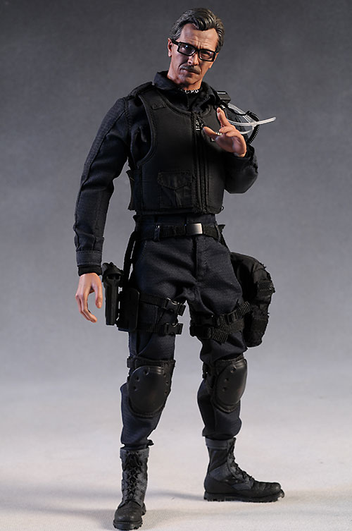 Dark Knight Jim Gordon sixth scale figure by Hot Toys