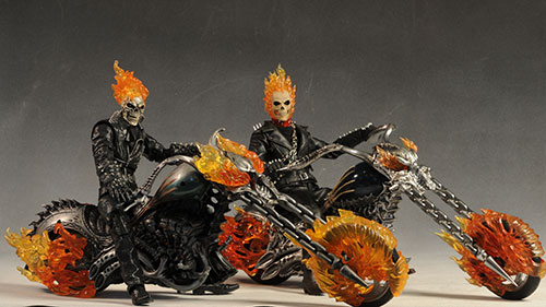 hot toys ghost rider review rotten