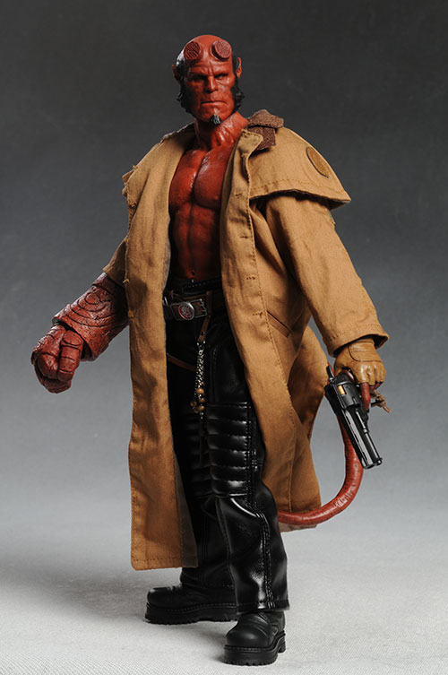 Hellboy sixth scale action figure by Hot Toys