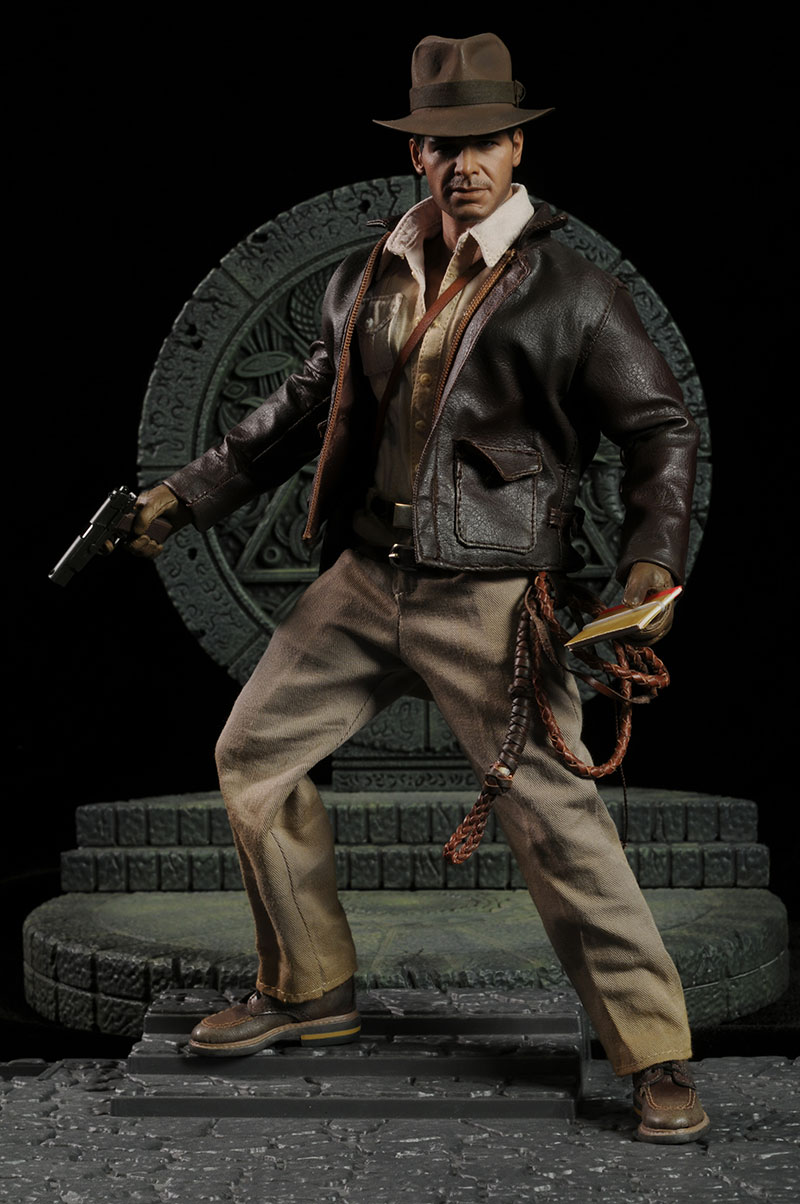 Indiana Jones DX05 sixth scale figure by Hot Toys