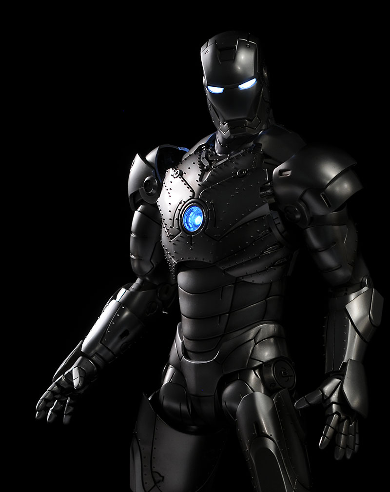 Iron Man MK II sixth scale action figure by Hot Toys