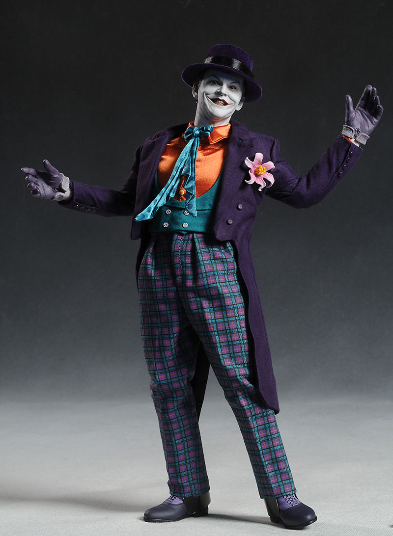Hot Toys Nicholson Joker action figure