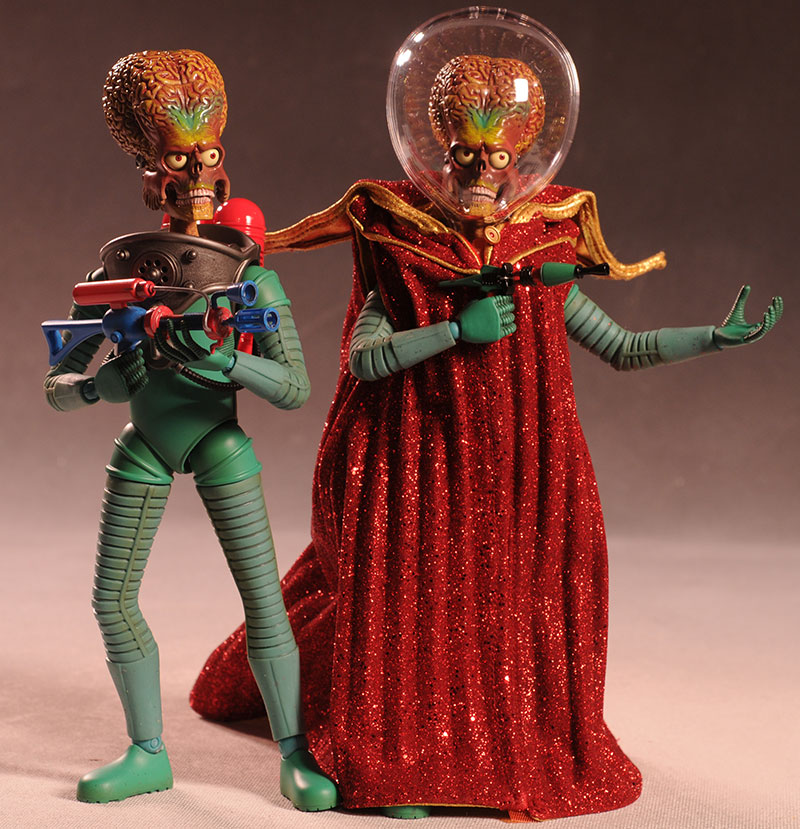 Mars Attacks sixth scale action figure