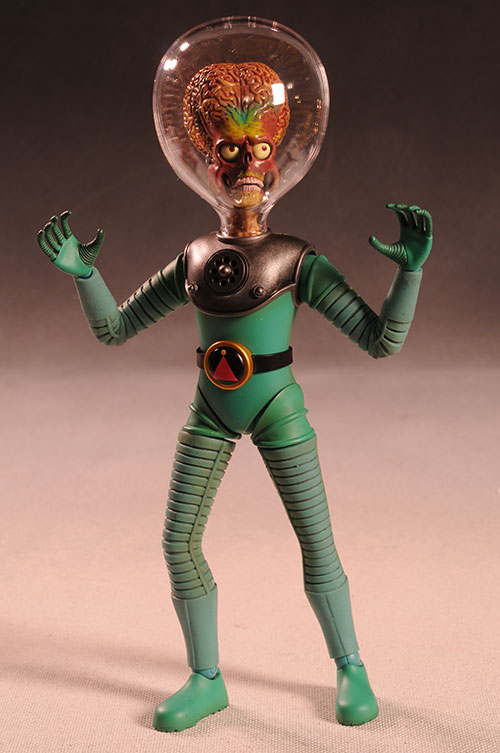 Mars Attacks Martian sixth scale action figure by Hot Toys