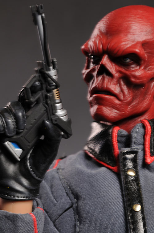 Red Skull sixth scale action figure by Hot Toys