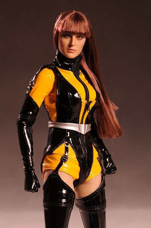 Watchmen Silk Spectre sixth scale figure by Hot Toys  sc 1 st  MWCToys.com : silk specter costume  - Germanpascual.Com