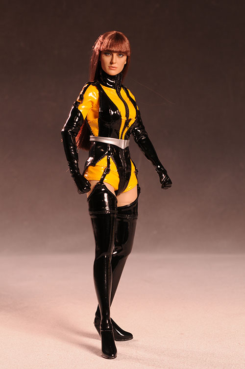 Watchmen Silk Spectre sixth scale figure by Hot Toys