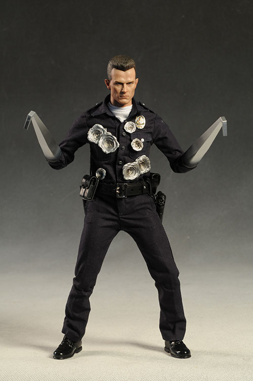 Terminator 2 T-1000 sixth scale figure by Hot Toys