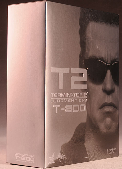 Terminator T-800 1/6th action figure by Hot Toys