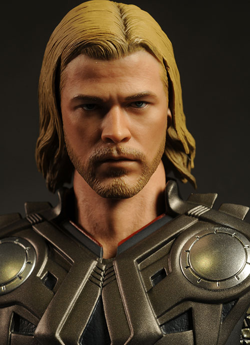 Thor movie version sixth scale figure by Hot Toys by Hot Toys