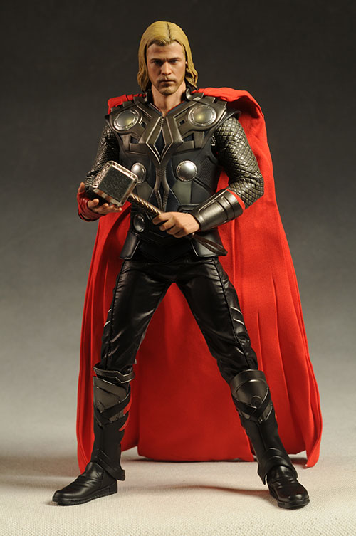 Review And Photos Of Thor Movie Version Sixth Scale Figure