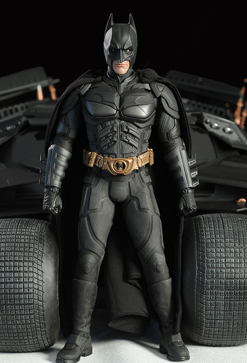 Dark Knight Tumbler sixth scale Batmobile by Hot Toys