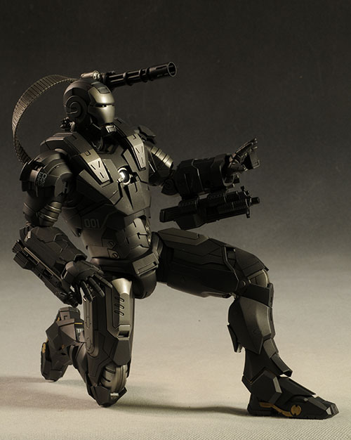 Iron Man 2 War Machine action figure by Hot Toys