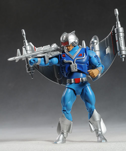 MOTUC Icarius action figure by Mattel