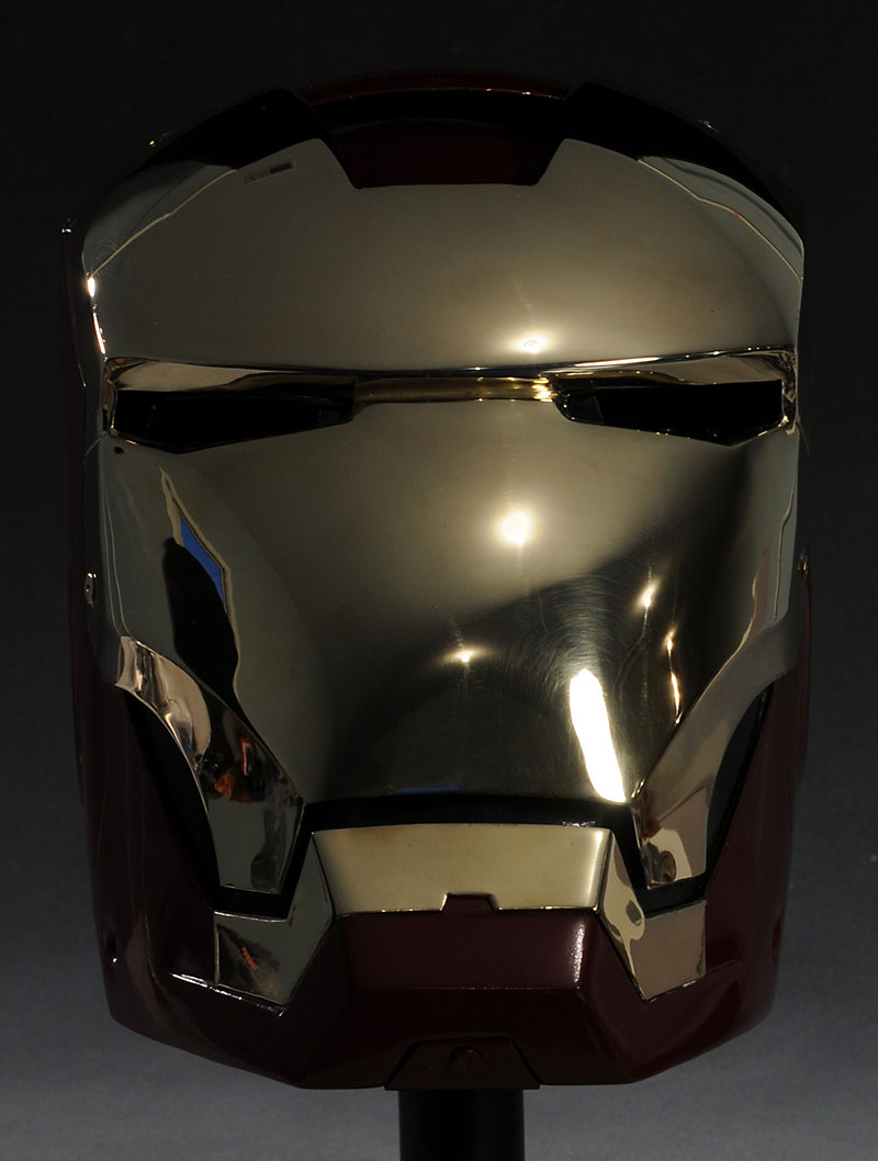 Iron Man MKIII full size replica helmet by Museum Replicas