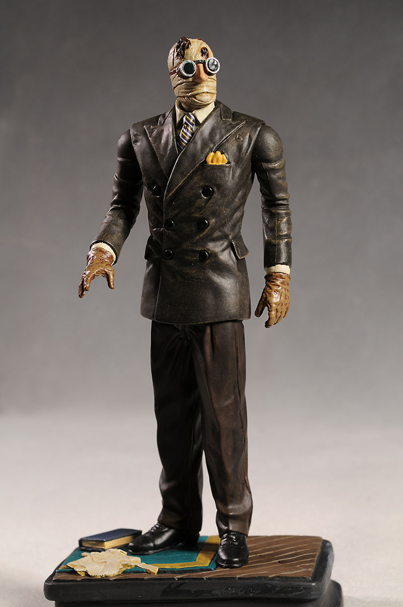 Invisible Man Universal Monsters action figure by DST