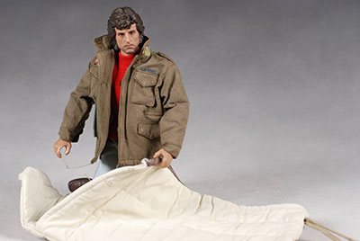 First Blood Rambo sixth scale action figure by Hot Toys