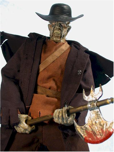 Jeepers Creepers sixth scale action figures