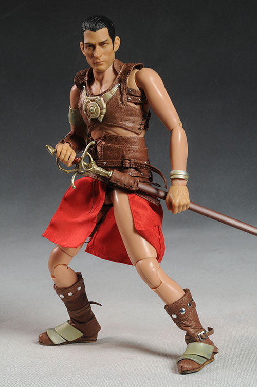 John Carter sixth scale action figure by Triad Toys