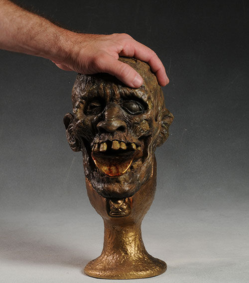 Indiana Jones Chalice of Kali prop replica by Sideshow