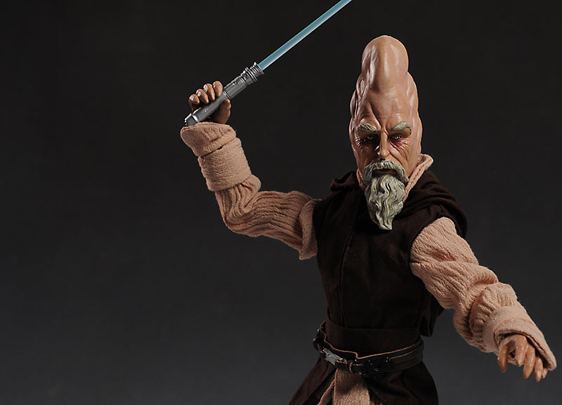 Star Wars Ki-Adi-Mundi sixth scale action figure by Sideshow