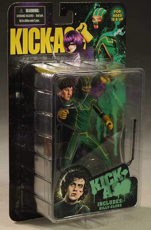 Kick-Ass action figure bu Mezco