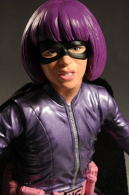 Hit-Girl, Kick-Ass 12 inch action figure by Mezco