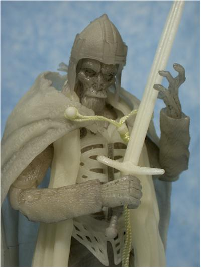 Lord of the Rings King of the Dead action figure