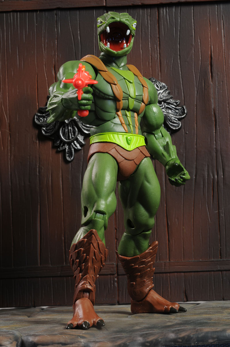 MOTUC Kobra Khan action figure by Mattel