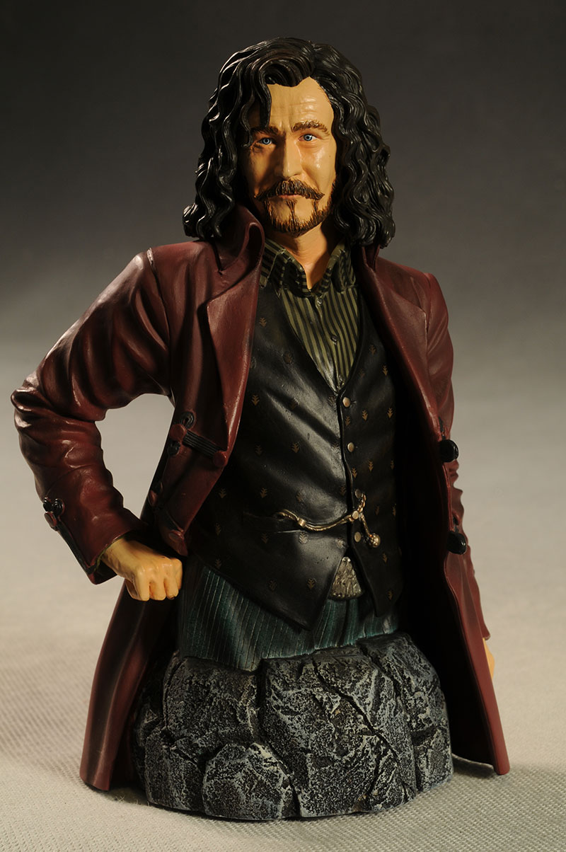 Harry Potter Sirius Black, Kreacher mini-bust by Gentle Giant