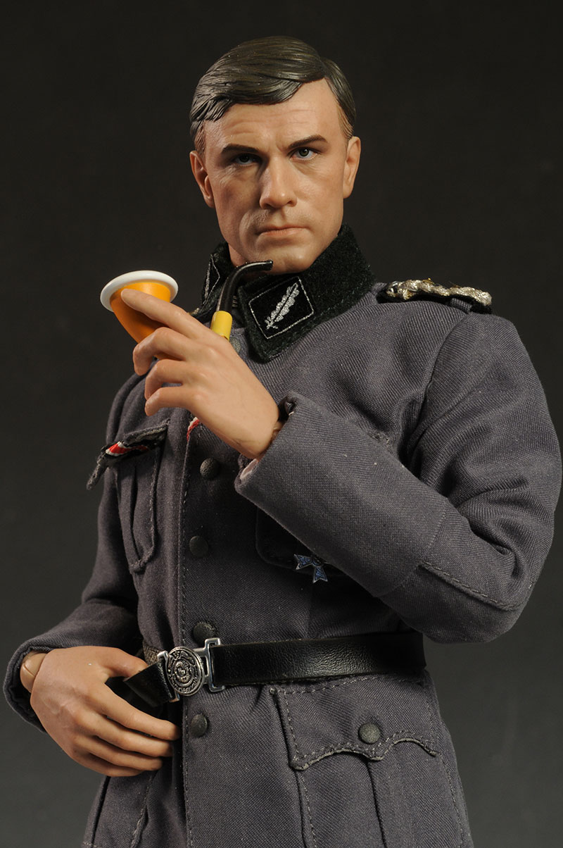 Inglorious Basterds Hans Landa action figure by Hot Toys