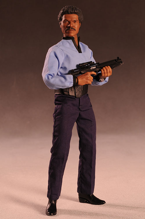 Star Wars Lando Calrissian 1/6th action figure by Sideshow
