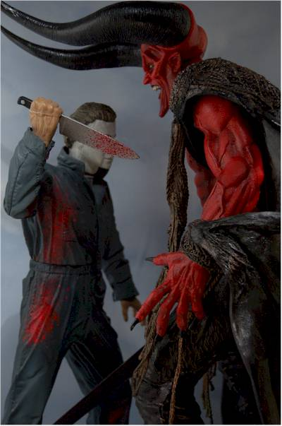 Legend Lord of Darkness 1/4 scale action figure by SOTA
