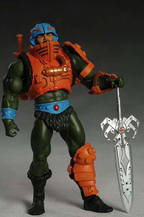 MOTUC Man-At-Arms Masters of the Universe Classics action figure by Mattel by Mattel