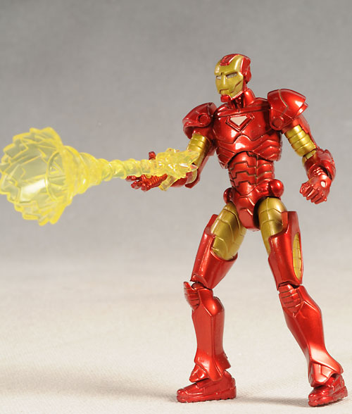 Marvel Universe Iron Man action figure by Hasbro
