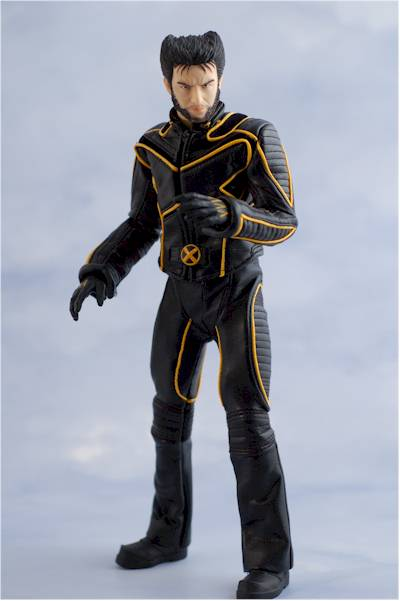 X-Men Wolverine Last Stand 1/6th action figure by Medicom Toys