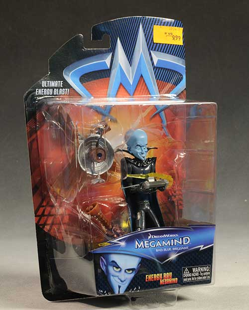 Megamind action figure by Toy Quest