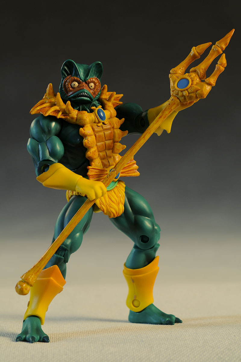 Masters of the Universe Classics Mer-Man action figure by Mattel